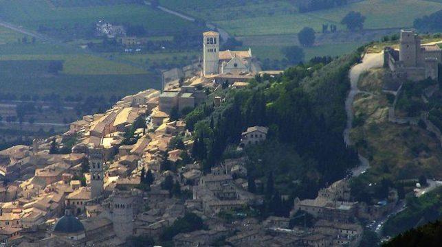 Für Jugendliche: Assisifahrt in den Herbstferien