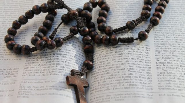 Rosenkranz-Gebet