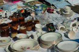 08.07.: Flohmarkt an der Thomas-Morus-Kirche