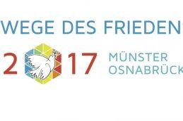Weltfriedenstreffen 2017 in Münster & Osnabrück