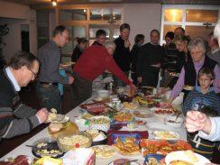 Brunch der Familienkreise für alle Pfarrei-Mitglieder