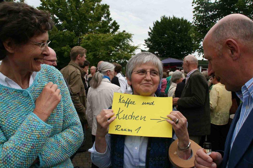 50 Jahre Vorsehungs-Schwester: Glückwunsch, Sr. Rita!