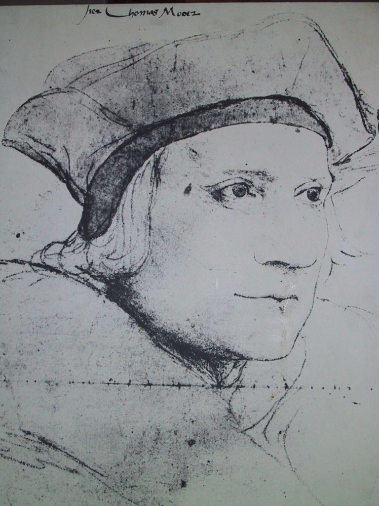 22. Juni: Namenstag von Thomas Morus