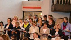 Projektchor für Heiligabend in Thomas Morus