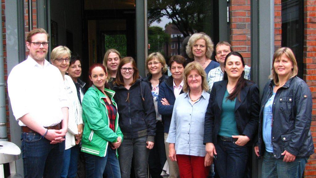 Flüchtlingshilfe Münster Nordost  gegründet