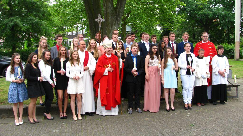 """Bischof empfiehlt Firmlingen """"Chillen mit Jesus"""""""