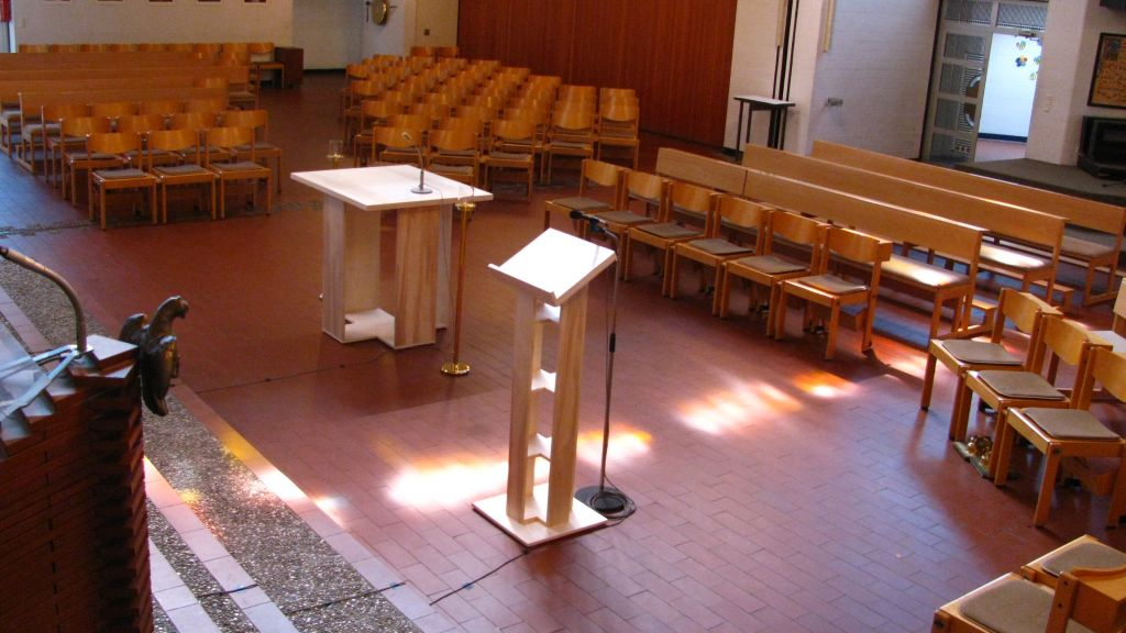 Dialog zur Kirchraumgestaltung