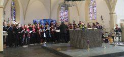 Adventliches Gospelprojekt in Kinderhaus