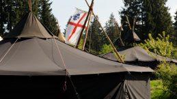 Offenes Pfadfinder-Sommerlager im August