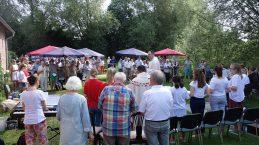 Fronleichnams-Fest am 20. Juni in Rumphorst