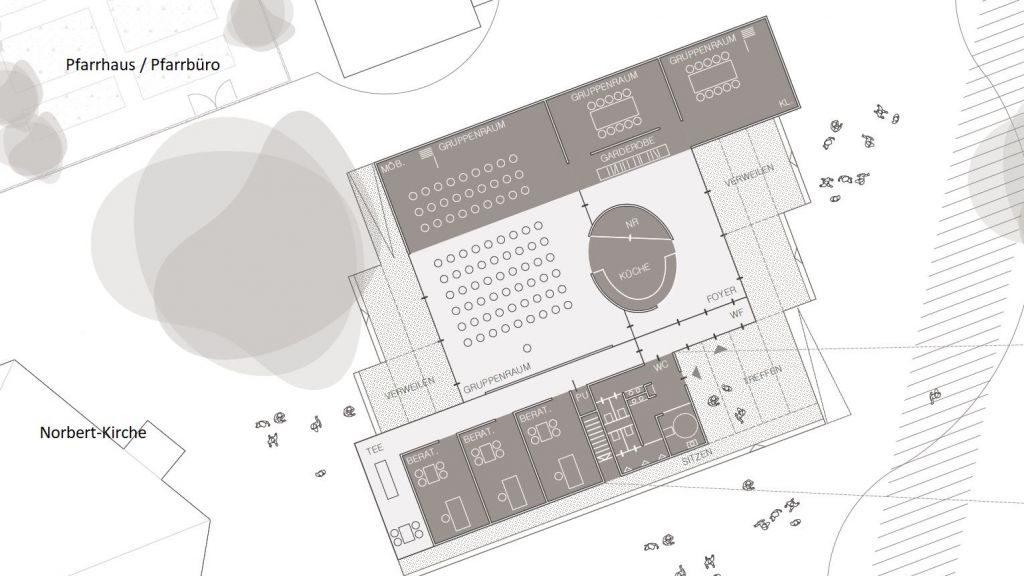 Endlich: Baugenehmigung für das neue Franziskus-Haus
