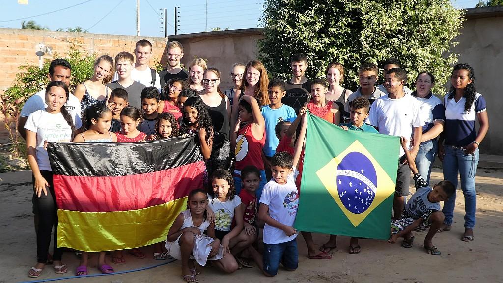 Brasilien-Partnerschaft