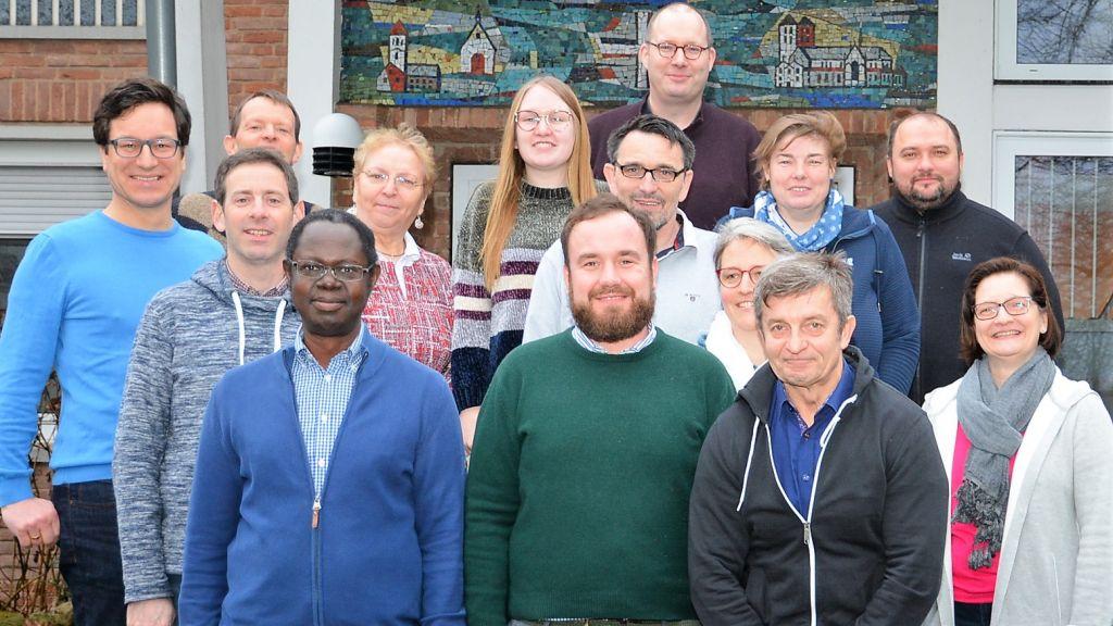 Pfarreirats-Sitzung am 7. Mai in Coerde
