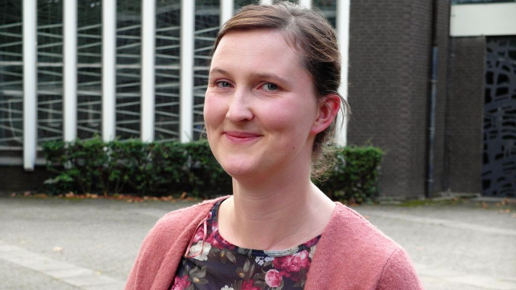 Unsere neue Pastoral-Assistentin: Marion Tumbrink!