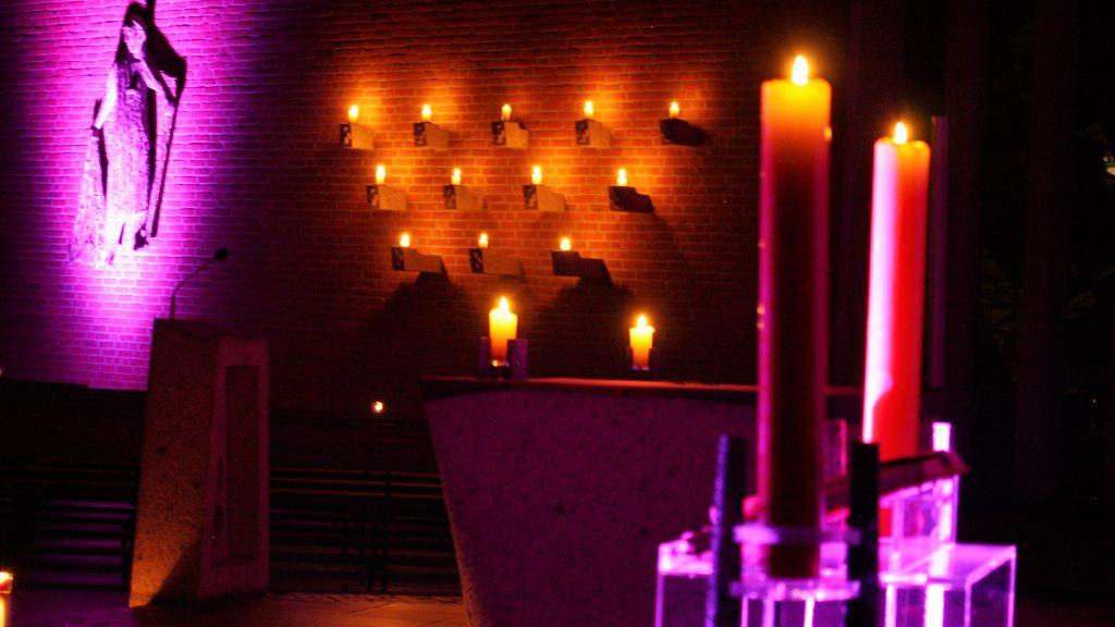 Offene Norbert-Kirche im Advent