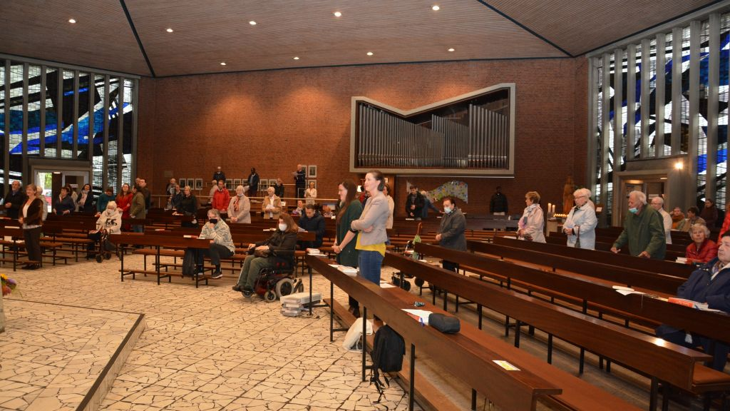 Gemeinde-Versammlungen am Franziskus-Fest