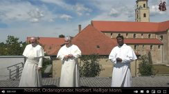 Neues Norbert-Lied von Pater Norbert Becker!