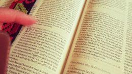 Neu: Bibel-Teilen in St. Norbert!